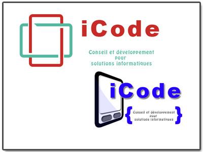 Etude Logo icode