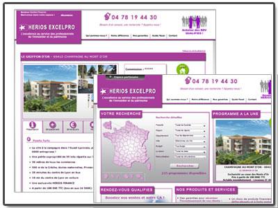 Site Défiscalisation immobilière