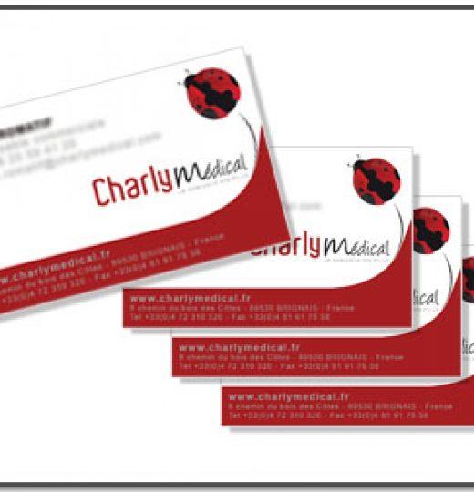 Cartes de Charly Médical
