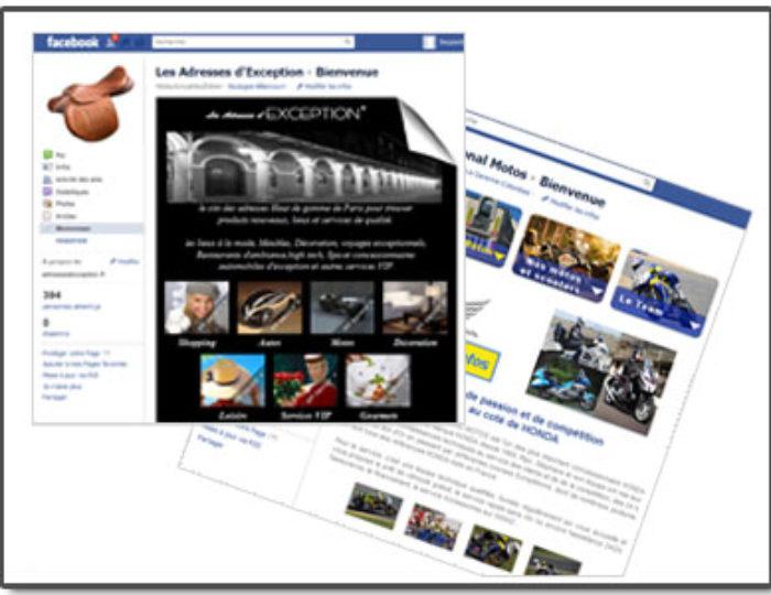 Applications Facebook