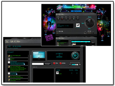 Site de jeu en ligne